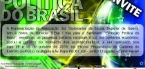 SEMINÁRIO 'EVOLUÇÃO POLÍTICA DO BRASIL